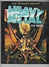 Heavy Metal 1981 The Movie Book 1996 Expanded Edition SC 144pp FN/VF  087816524X