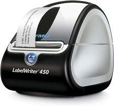 Dymo Labelwriter 450 Thermal Label Printer Blacksilver Fba Barcode Inventory