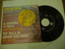 "MARI WATANABE""IL DODOMBA A TOKYO-disco 45 giri RCA italy 1962"" RARISSIMO"