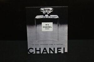 DOLLS HOUSE ( Metal Sign  = Perfume = CHANEL