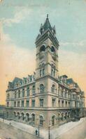 BROOKLYN NY - U.S. Post Office - 1907