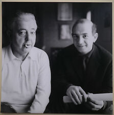 Photo Photographie Originale Tirage argentique JACQUES PRÉVERT André Villers