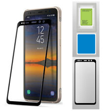 Galaxy S8 Active Screen Protector Poetic Full Coverage HD Clear Case