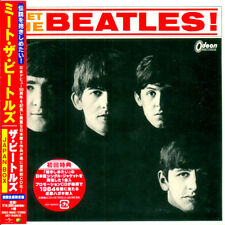 "THE BEATLES ""MEET THE BEATLES!"" 5 CD JAPAN BOX SET BRAND NEW SEALED / NEUF"
