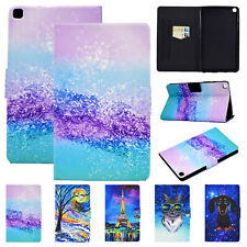 For Samsung Galaxy Tablet T290/T510/T350/T580/P610 Leather Flip Stand Case Cover