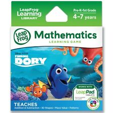 LeapFrog Software Game - Finding Dory (LeapPad 2 3 Ultra Platinum Ultimate)