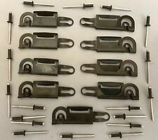 81-96 FORD F100 PARTS LOWER WINDSCREEN MOULD CLIPS X 9 LOWER