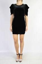 Clubwear Regular Machine Washable Velvet Dresses for Women