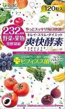 Ishokudogen.com 232 exhilarating enzyme Premium 120 Tablets Japan