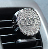 AUDI Crystal Rhinestone Swarovski Car Air Freshener Design Decor A3,4,5,6,series