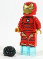 LEGO AVENGERS INVINCIBLE IRON MAN MINIFIGURE 76077 MARVEL SUPERHEROES - GENUINE