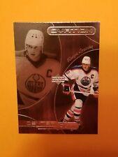 2000-01 Upper Deck Ovation Center Stage #CS1 Wayne Gretzky