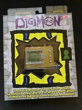 Digimon Bandai Original Digivice Virtual Pet Monster - Translucent Yellow