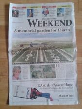 The Memories of Princess Diana... Multi-Newspapers (1997)