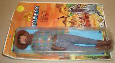 "WILD WEST COWBOY 12"" ACTION FIGURE ANNI '60/'70"