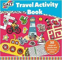 Galt TRAVEL ACTIVITY BOOK Kids Art Craft Toy BN