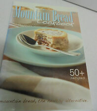 Mountain Bread Cookbook 50 plus Recipes Main Meals Wraps,Vegetarian, Desserts