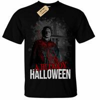 A Bloody Halloween T-Shirt horror mens