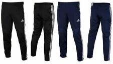 Schwarze Herren Lange Sporthosen für Herren
