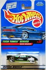 Hot Wheels 1998 Tech Tons Séries Buick Wildcat #1/4 Noir
