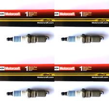 New SET OF 4 Motorcraft Platinum Spark Plugs