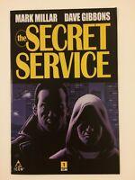 Secret Service #1 Icon Marvel Comics (2012) VF Millar Gibbons Kick Ass