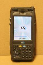 Terminal code barre M3 Mobile MC-7500S vendu seul, sans base ni chargeur