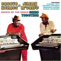 Jimmy McGriff - With Groove Holmes Giants of the Organ [New CD] Canada - Import