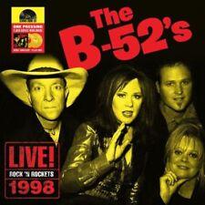 THE B-52 LIVE ROCK 'N FUSÉES 1998 DOUBLE VINYLE LP RECORD STORE DAY 2018