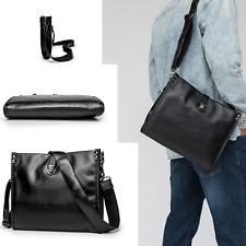 New Bags Mens Womens Black Crossbody Messenger Tote Shoulder Handbag Satchel Bag