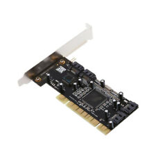 PCI To SATA Controller Adapter Card Converter Addon