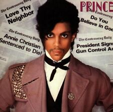 PRINCE CONTROVERSY CD ALBUM (1981)