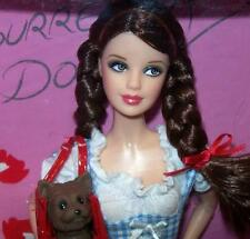 Barbie Wizard of Oz Dorothy Gale Doll Pink Label Collector 2010 NEW