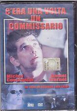 Dvd **C'ERA UNA VOLTA UN COMMISSARIO** con Michel Constantin nuovo 1972