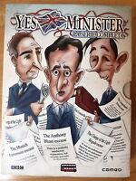 DVD Yes Minister,Serie TV Completa