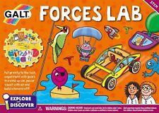 Galt Toys Forces Lab Physics Science Kit for Children