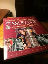 Official NHL Stanley Cup Centennial Book Autographed!