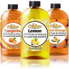 Artizen Citrus Essential Oils Set - 1oz 3 Pack Set (100% PURE Essential Oil)