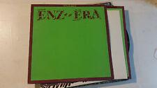 SPLIT ENZ Of An Era 1982 NM lp import w/ Poster insert rare mushroom AU rml52027