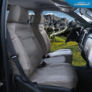 Premium Super Tough Front Seat Covers for Jeep Gladiator - Cordura Ballistic