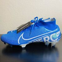Mens Nike Mercurial Superfly 7 Elite FG Sky Blue Soccer Cleats AQ4174-414 13