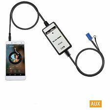 Car MP3 Player Radio Interface AUX In Adapter For V.W MFD MCD Beetle Alpha Gamma