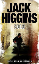Solo, Higgins, Jack, Very Good condition, Book