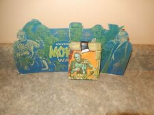 1960s Famous Monsters Wallet Mattel