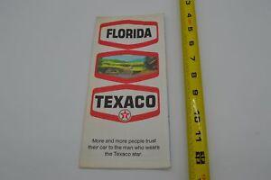 Florida FL - Texaco - 1970