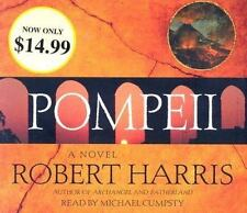 Pompeii by Robert Harris (2006, CD, Abridged)