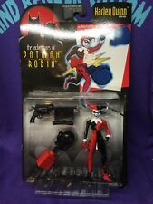 DC Universe BATMAN ANIMATED SERIES FIGURE  Harley Quinn Mip Robin
