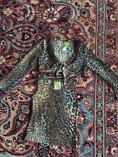 Sara Sara Girls Tank And Shrug With Fur Set Size 4