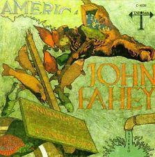 John Fahey - America [New CD]
