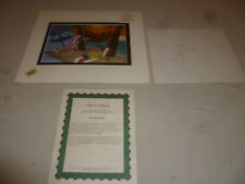 Pink Panther Original Production Animation Cel W Certificate Coa Meyer Goldwyn
